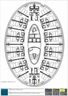 Barceló Raval Hotel / CMV Architects | ArchDaily