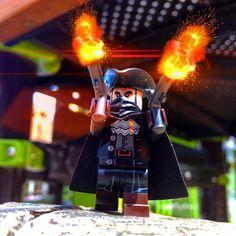 """@mellentuck på Instagram: """"Start thing off with a bang!  #pewpew #wave17 #bandit #lego"""""""