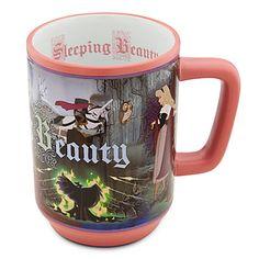 Sleeping Beauty Mug | Drinkware | Disney Store | $12.50