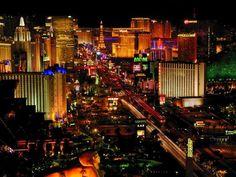"""""""The Strip"""" ~ Las Vegas ~ Nevada"""