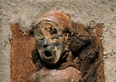 The world's oldest artificially created mummies were createdaround 7,000 years ago by the Chinchorro people of present day Chile and Peru. Incredibly, their mummies predate the Egyptians bythousands of years. To put that in perspective, the oldest mummy found in Egypt was dated to around 3000 BC,while the oldest mummy of the Chinchorrois dated around …