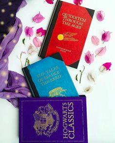 A set of Hogwarts classics for when you feel like doing a bit of light reading. AKA always. | 23 Magical Products For The Hermione Granger In Your Life
