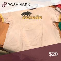 Men's T shirt Men's T shirt Lucky Brand Shirts Tees - Short Sleeve