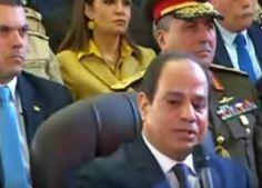 """فيديو """"السيسى"""" للمصريين: هتشربوا مياه الصرف بعد ما أعالجها - جولة أخبار"""