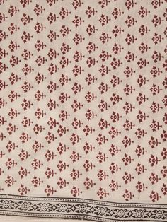 Bagh Printed Fabric