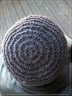 InsideOut Hat by Cathliin - pattern {www.prawelewe.pl}