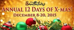 Smutketeers » Blog Archive » 12 Days of X-Mas: Day 1!