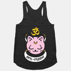 Om-Meow | HUMAN | T-Shirts, Tanks, Sweatshirts and Hoodies