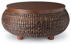 Havanawood Coffee Table tropical-coffee-tables