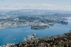 Wörthersee in Kärnten, Blick von Oben Seen, River, Outdoor, Vacation, Outdoors, Outdoor Games, The Great Outdoors, Rivers