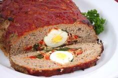 """Wild Turkey Meatloaf from """"Cooking Game Birds."""""""