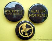 Hunger Games Characters. $2.00, via Etsy.