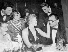 11/04/1957 Ball at the Waldorf: April in Paris