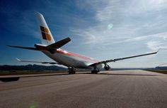 Original perspectiva de nuestro Airbus A-330