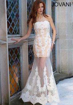 Jovani Dresses 93017 at Peaches Boutique