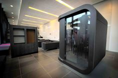 Office Pod - think we need this for the office :)