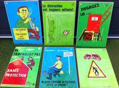 affiches sécurité atelier...2 Cover, Books, Art, Posters, Atelier, Livros, Art Background, Libros, Kunst
