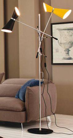 Decor, Floor Lamp, Light, Flooring, Lighting, Stilnovo, Home Decor, Floor Lamps Living Room, Room