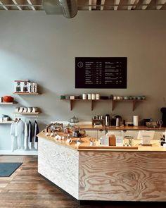 Elm Coffee Roasters  Photo @mressentialist on Instagram. #cafe #coffeeshop