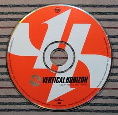 Vertical Horizon : Everything You Want CD (2009)