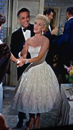 This Dress Mrs Lana Turner had on in Imitation of Life Green