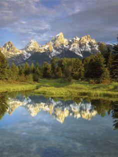 Teton Mountains in Wyoming - Google Search