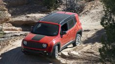 Crawling Moab in the 2015 Jeep Renegade Trailhawk [w/video]
