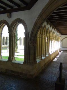 Claustro de los franciscanos, data de 1357