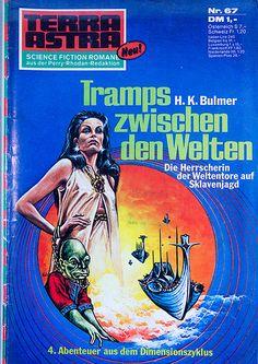 Terra Astra 67 #Flickr #Foto #Photo #Fotografie #Photography #SciFi #ScienceFiction #Groschenheft #Pulp #Space #德國, #照片 #Roman #Rhodan