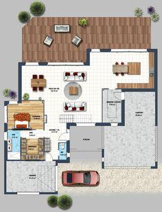 Maison moderne St Brévin les Pins 44