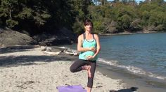 http://www.doyogawithme.com Petra guides you beautifully through a slightly more challenging prenatal yoga class, for a more active afternoon session. This class…