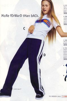 A Delia's Girl Dishes On Catalog-Modeling In The '90s #refinery29  http://www.refinery29.com/delias-model-kim-matulova#slide3