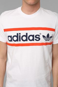 adidas Heritage Logo Tee $28.00 http://www.urbanoutfitters.com/urban/catalog/productdetail.jsp?id=26959213&color=010&parentid=QUICKVIEW