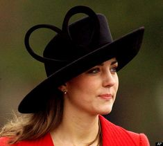 Kate Middleton Taps Royal Wedding Hat Designer