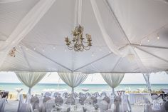 Florida Beach Wedding Crowne Plaza Melbourne Decor Kl Designs Seashell