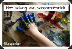 Het belang van sensomotoriek - jufBianca.nl - stimuleren - belangrijk…