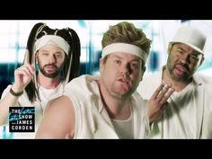 James Corden, Jordan Peele, Nick Kroll Formed a NSFW Boy Band Called Thr33Way | Nerdist