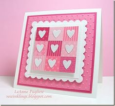 :)love the textures in this card and raised effects.