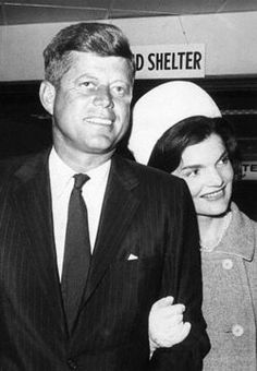 JFK & Jackie Kennedy. She always gave me the impression of being too clingy.