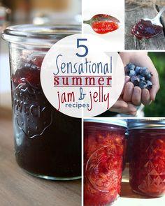 5 Sensational Summer Jams | myhumblekitchen.com
