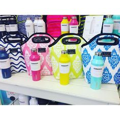 How fun! Loving the Corkcicle water bottles to go with our SCOUT lunch coolers. Whimsicality located in Annapolis, MD.