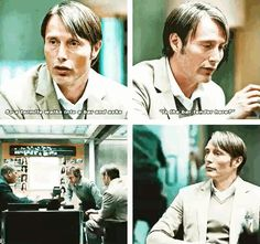i laughed so hard at every single one . . .15 Perfect Jokes That Hannibal Lecter Told
