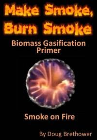 Make Smoke, Burn Smoke, Biomass Gasification Primer.  Gasifying wood, sawdust, husks, and stemmy grasses is not rocket science.  The simpler you make it, the simpler it is.  11 designs explored, from clay and tincanium stoves, to home generator and vehicle power.  Six designs in enough detail to build your own.