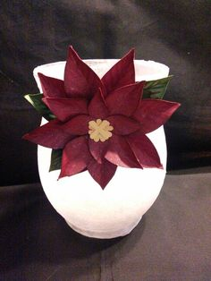 Festive Flower punch by Stampin Up!