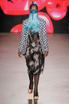 LOVE, FUCK YEAH! Was presented at Amsterdam Fashion Week July 2012. - Bas Kosters Studio