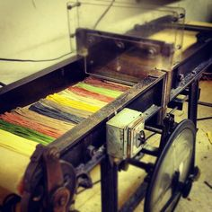 Behind the Scenes: Raffetto's Pasta in 11 Gorgeous Photos - FoodyDirect Blog