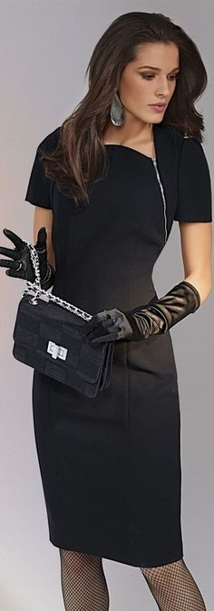 like the dress, not the gloves
