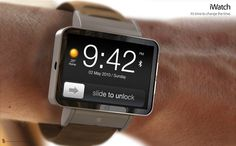 Want a iWatch like this one !