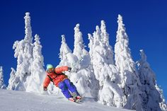 Picture of Skier skiing downhill in high mountains stock photo, images and stock photography. Snowboarding, Skiing, Human Dimension, Colorado State University, Natural Resources, Hiking Trails, Czech Republic, Mount Everest, Stock Photos