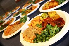 African-themed catering